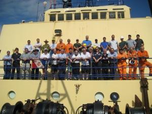 Sea Horse spirit crew